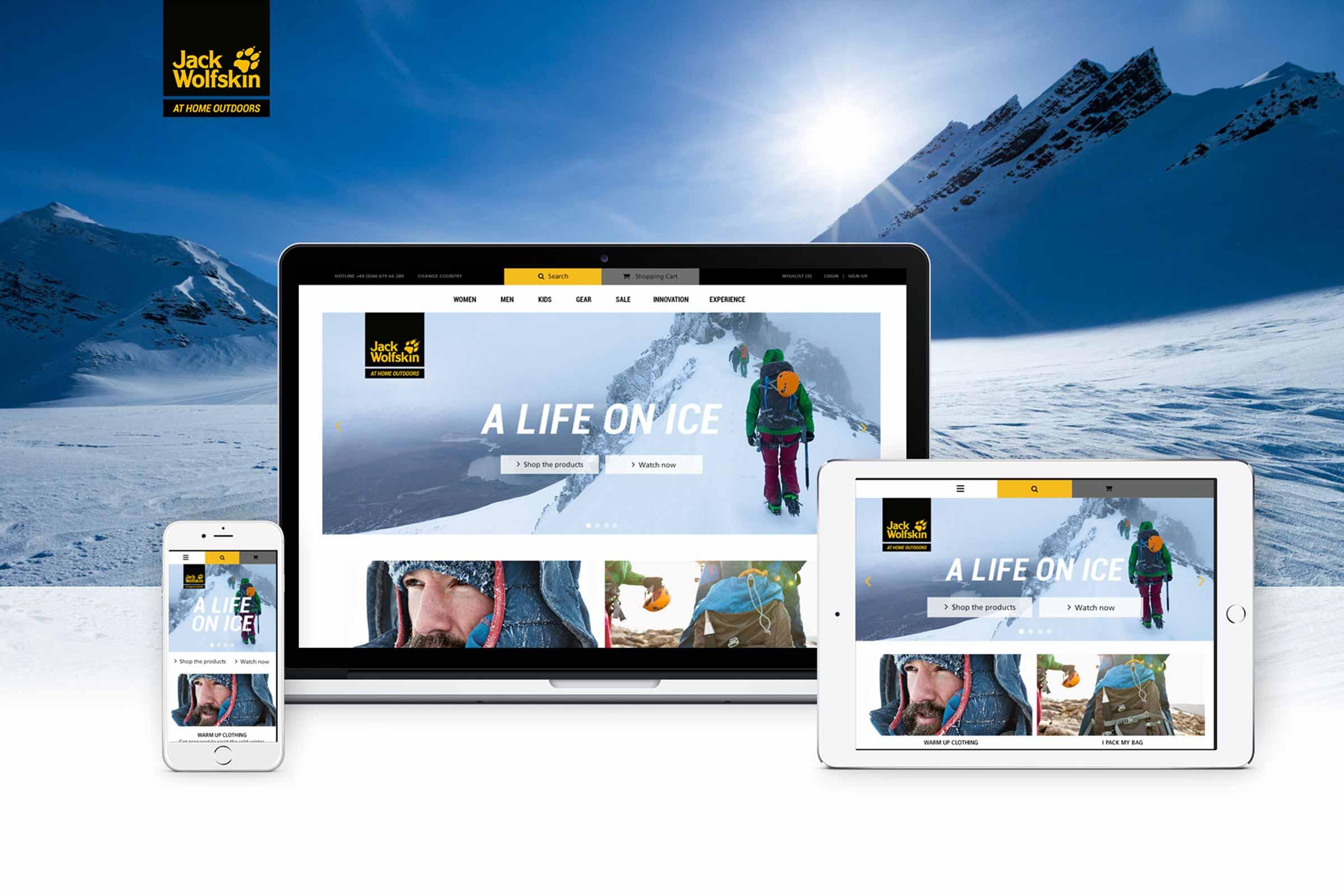3L Website concept